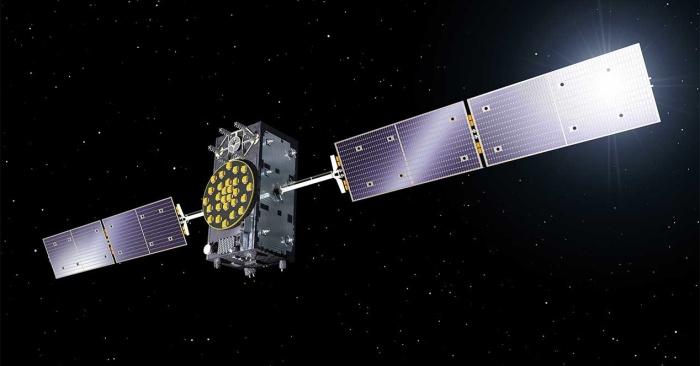 galileo-satelite